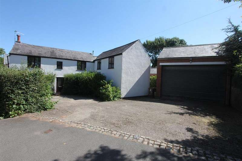 4 Bedrooms Detached House for sale in Lindridge Lane, Desford, Leicester