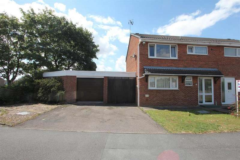 3 Bedrooms Semi Detached House for sale in Ferness Road, Hinckley