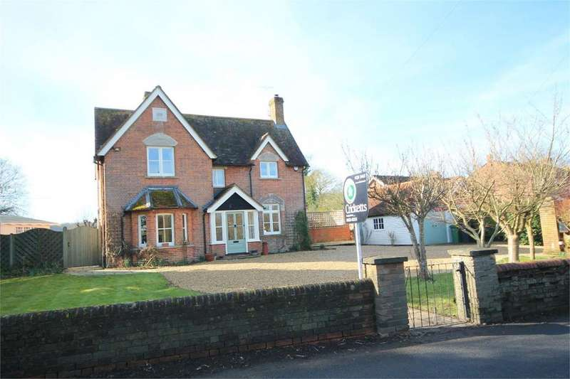 3 Bedrooms Detached House for sale in Great Shefford, HUNGERFORD, RG17