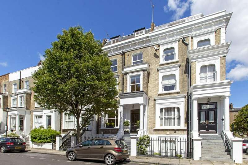 5 Bedrooms House for sale in ALMA SQUARE, ST JOHN'S WOOD, NW8 9PY