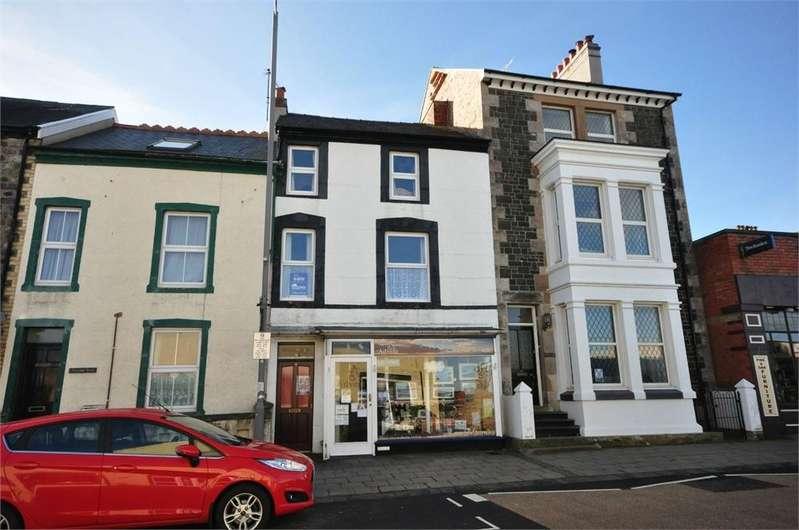3 Bedrooms Town House for sale in High Street, Tywyn, Gwynedd, Wales