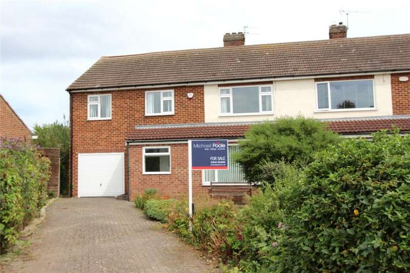 5 Bedrooms Semi Detached House for sale in Woodmere Road, Whitehouse Farm