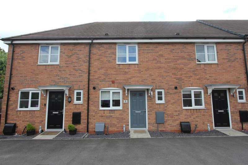 2 Bedrooms Town House for sale in Indigo Drive, Burbage