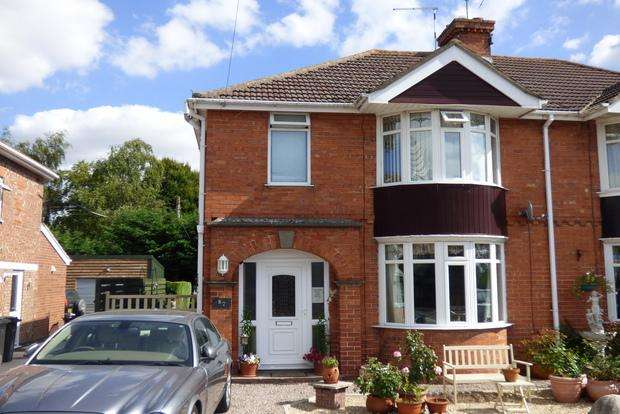 3 Bedrooms Semi Detached House for sale in High Street, Burgh Le Marsh, Skegness, PE24