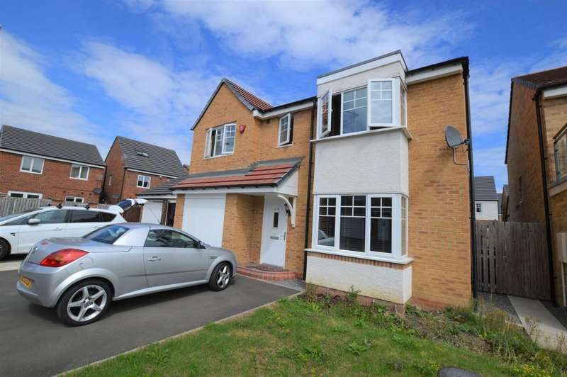 4 Bedrooms Detached House for sale in Derwentwater Drive, Stella