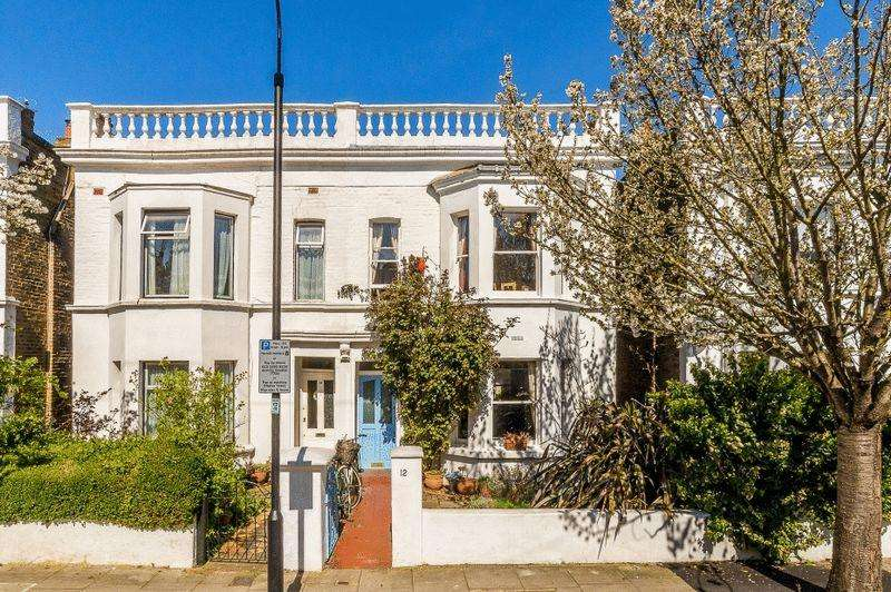 3 Bedrooms Semi Detached House for sale in St Elmo Road W12