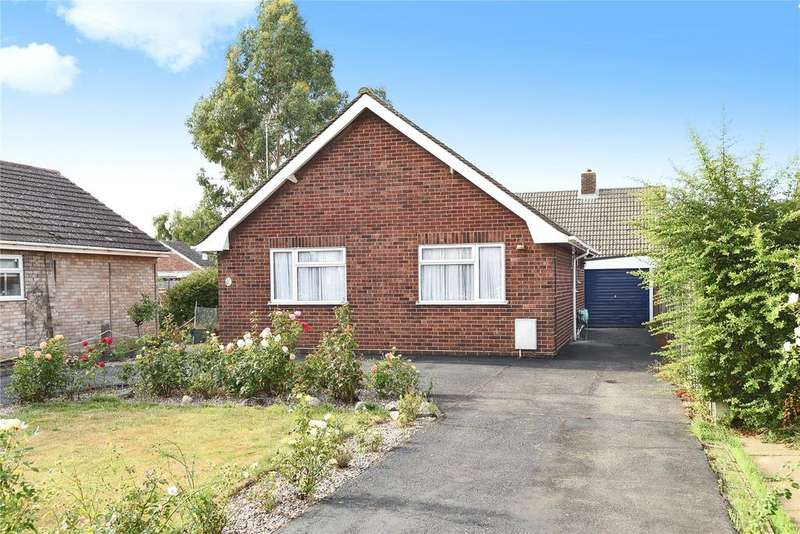 2 Bedrooms Detached Bungalow for sale in Pennygate, Spalding, PE11