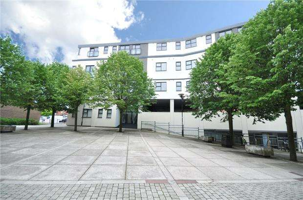 2 Bedrooms Apartment Flat for sale in Festival Apartments, 47 Wote Street, Basingstoke