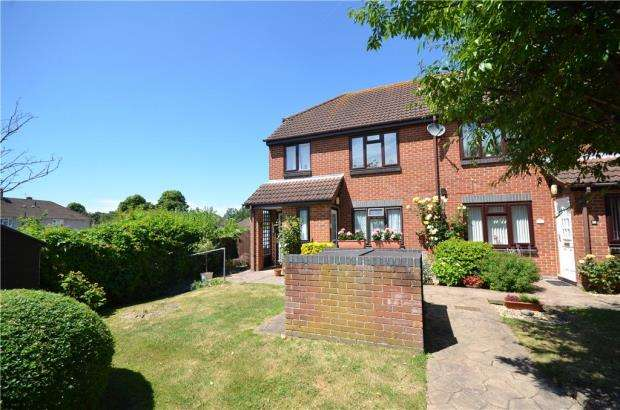 2 Bedrooms Maisonette Flat for sale in Southglade, Whitley Wood Road, Reading