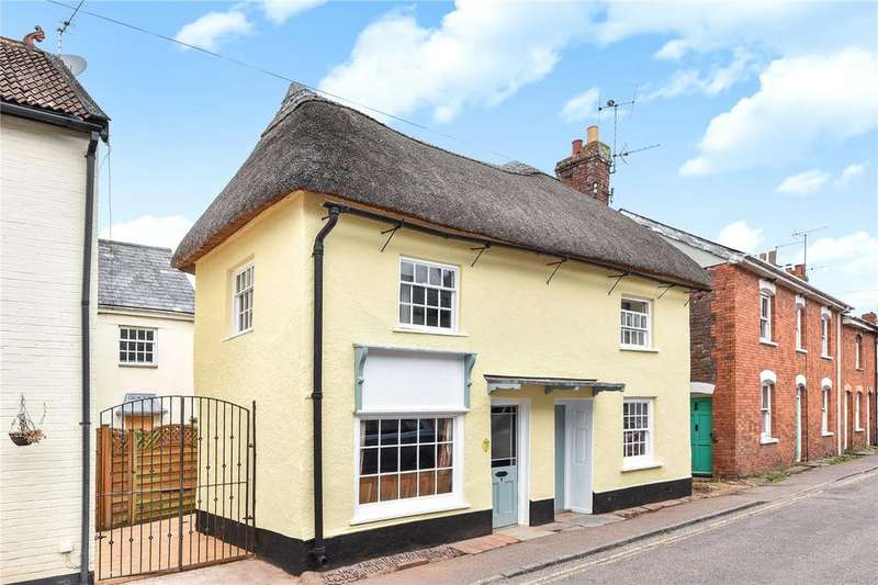 3 Bedrooms Cottage House for sale in Fore Street, Silverton, Devon, EX5