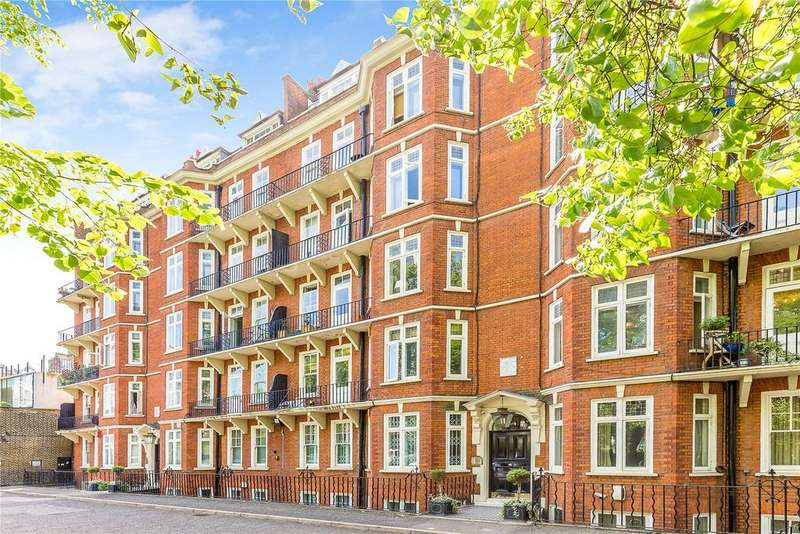 2 Bedrooms Flat for sale in Welbeck Court, Addison Bridge Place, West Kensington, London, W14