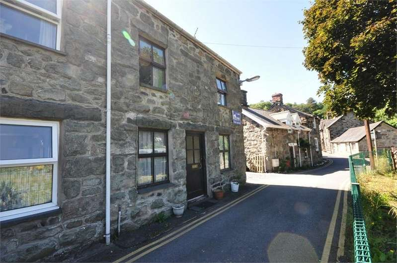 2 Bedrooms End Of Terrace House for sale in Baker Street, Dolgellau, Gwynedd