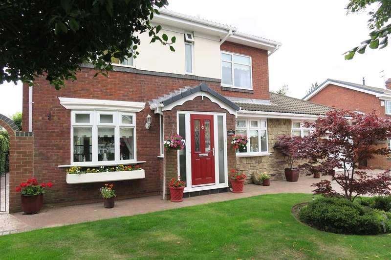 3 Bedrooms Detached House for sale in Parkside, Hebburn