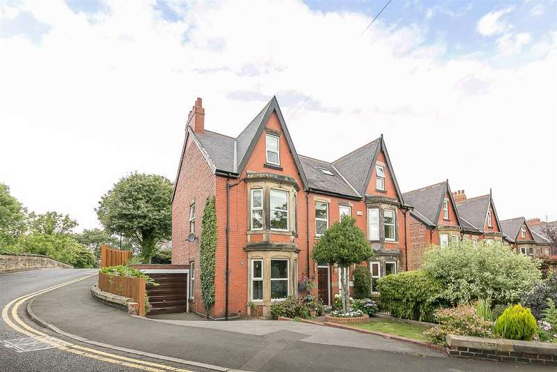 5 Bedrooms Semi Detached House for sale in Lyndhurst Gardens, Newcastle upon Tyne
