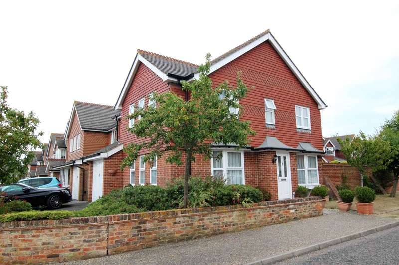 4 Bedrooms Detached House for sale in Letheren Place, Eastbourne.