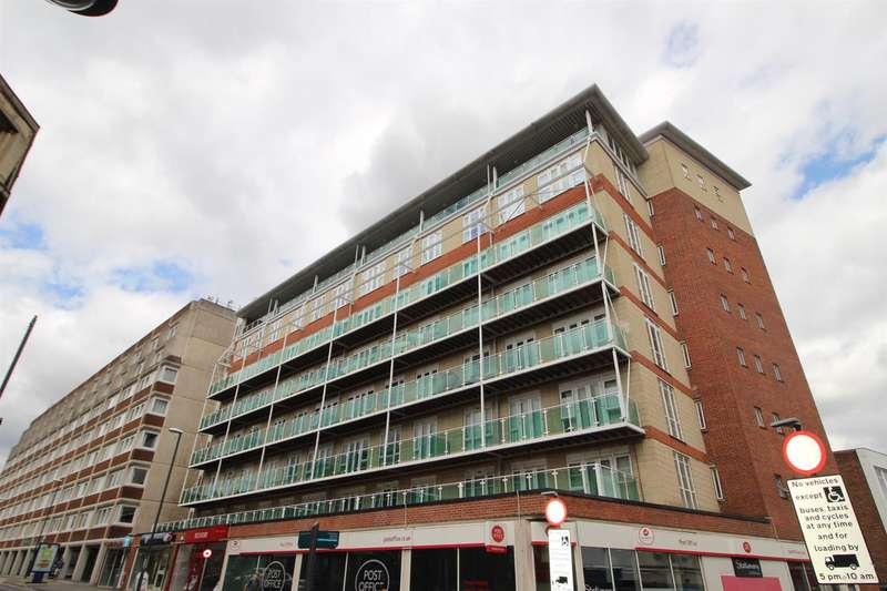 2 Bedrooms Apartment Flat for sale in Gower Street, Derby