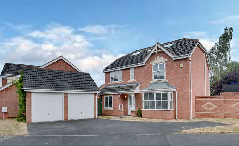 6 Bedrooms Detached House for sale in Penshurst Road, The Oakalls, Bromsgrove, B60 2SN