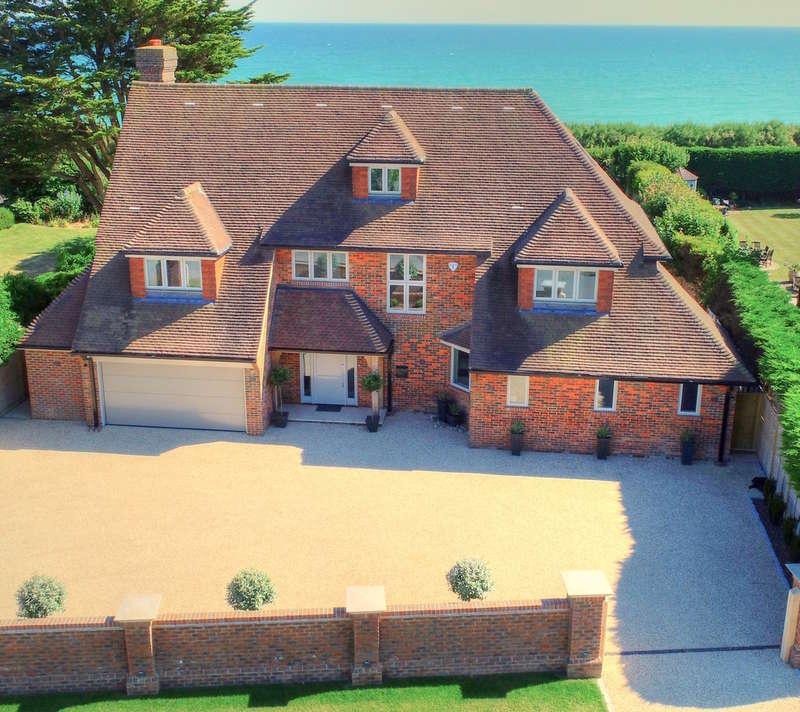 5 Bedrooms Detached House for sale in Tamarisk Way, East Preston