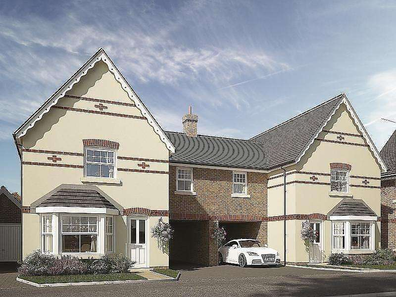 4 Bedrooms House for sale in Cutbush Lane, Shinfield, RG2