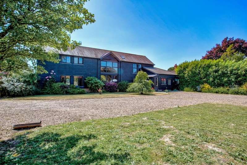 4 Bedrooms Barn Conversion Character Property for sale in Ardleigh, Colchester