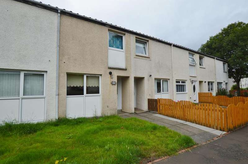 2 Bedrooms Terraced House for sale in 94 Sundrum Place, KILWINNING, KA13 6ST
