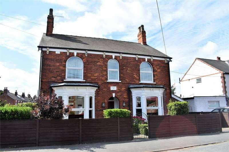 4 Bedrooms Detached House for sale in Victoria Road, Barnetby, DN38