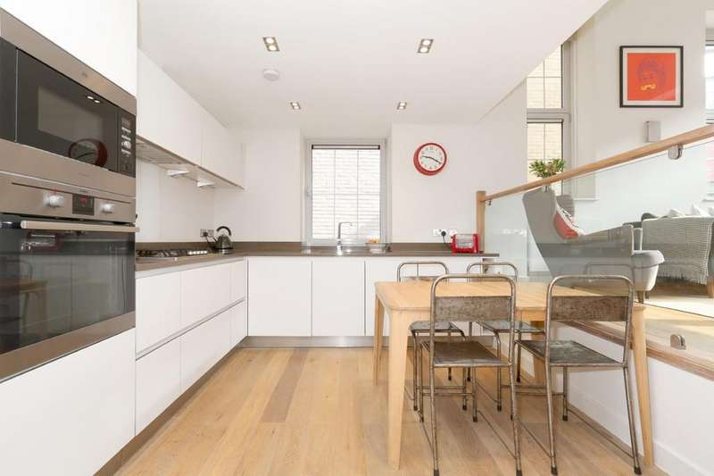 3 Bedrooms Apartment Flat for sale in Piano Lane, Stoke Newington