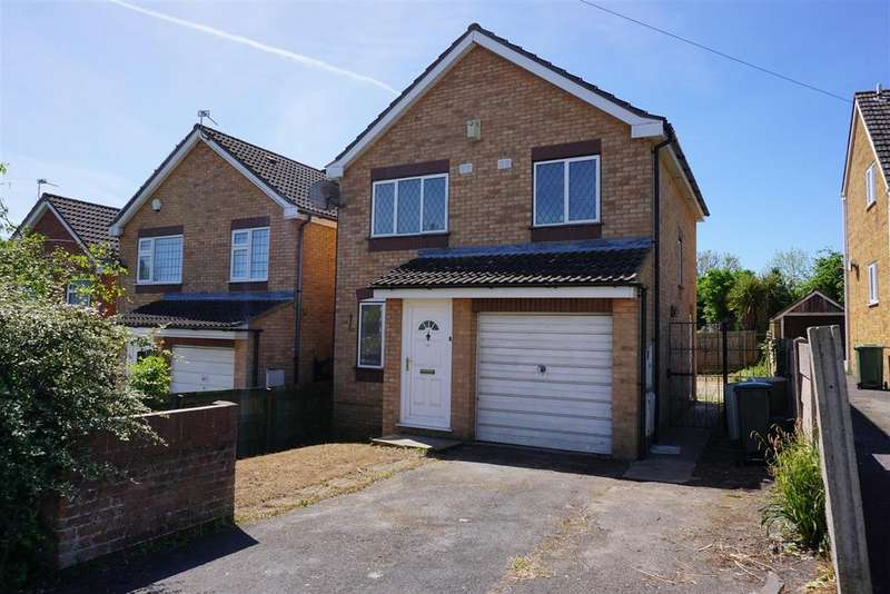 3 Bedrooms Detached House for sale in Hungerford Road, Brislington, Bristol