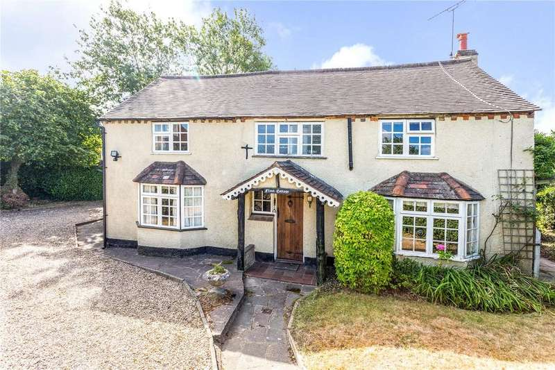 4 Bedrooms Detached House for sale in Brays Lane, Hyde Heath, Amersham, Buckinghamshire, HP6