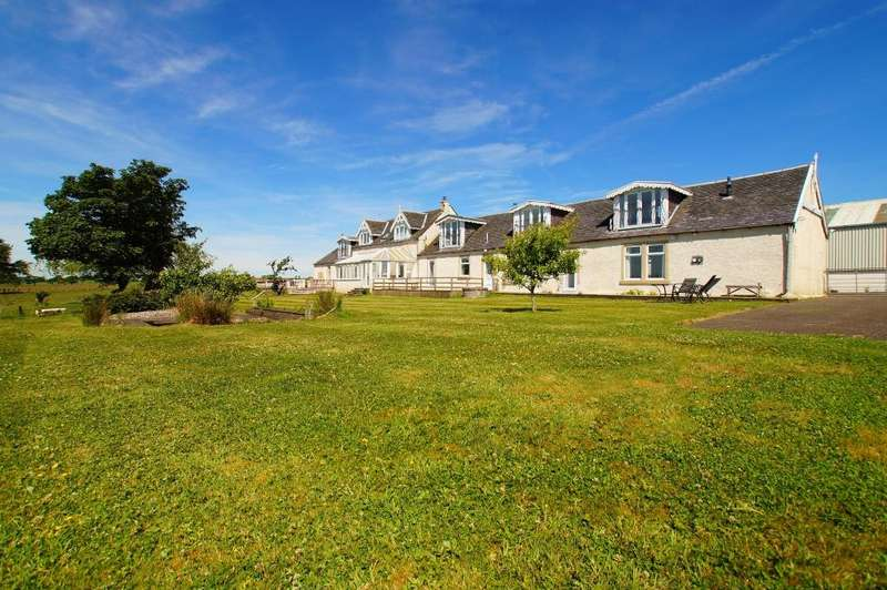 6 Bedrooms Farm House Character Property for sale in East Blackbyers Farm, Waterside, Ayrshire, KA3 6JH