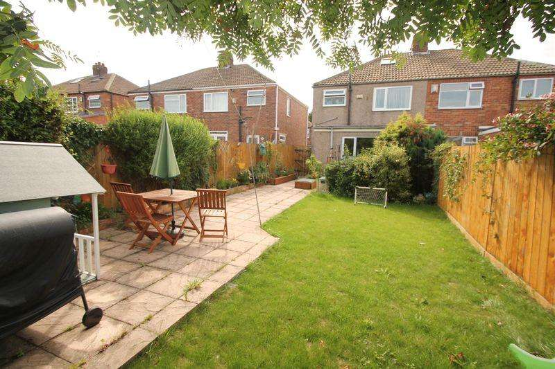 3 Bedrooms Semi Detached House for sale in Boulby Road, Redcar