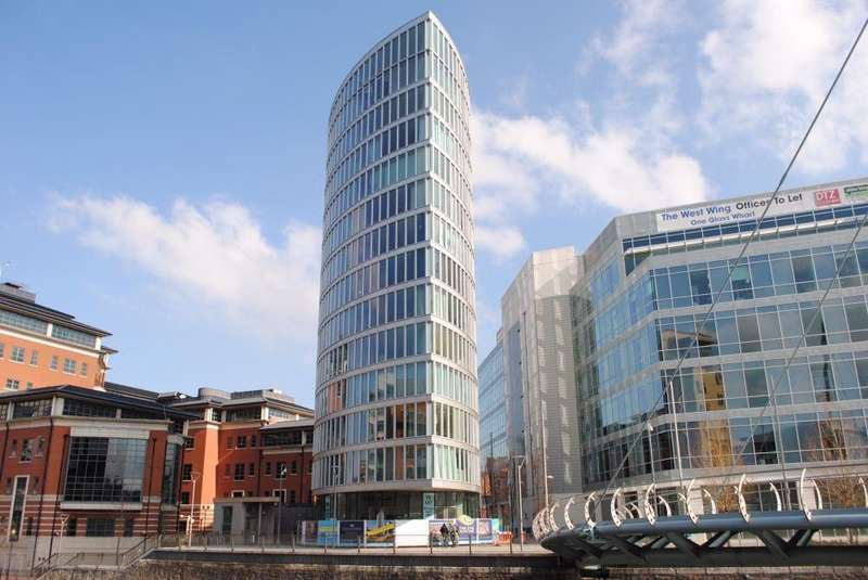 2 Bedrooms Flat for sale in Glass Wharf, Temple Quay, Bristol, BS2