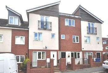 4 Bedrooms Town House for sale in Brentleigh Way , Hanley, Stoke-on-Trent, ST1 3GX