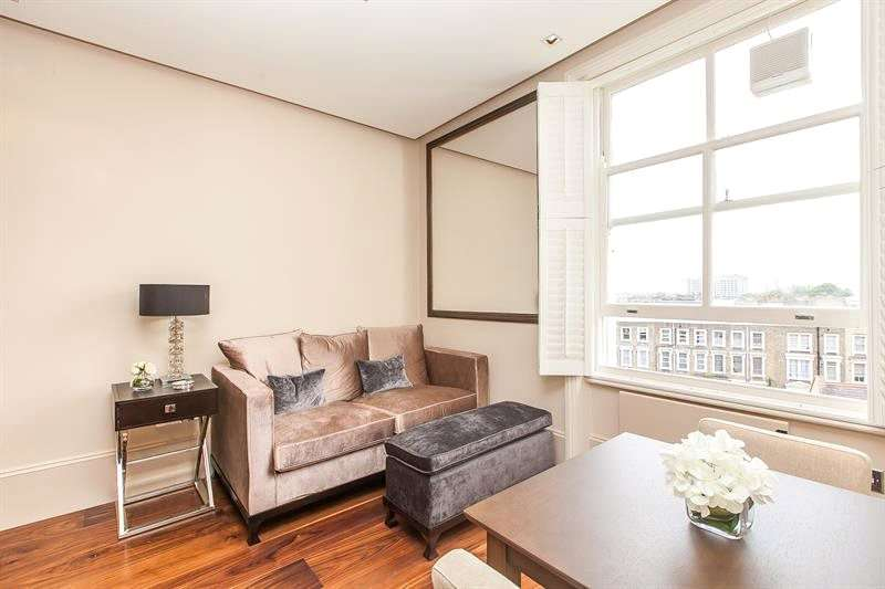1 Bedroom Flat for sale in Earl's Court Square, London, SW5
