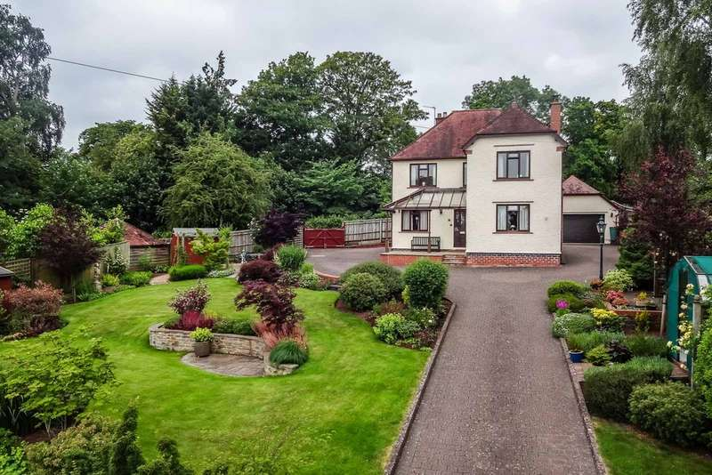 4 Bedrooms Detached House for sale in Highfield Road, Lydney