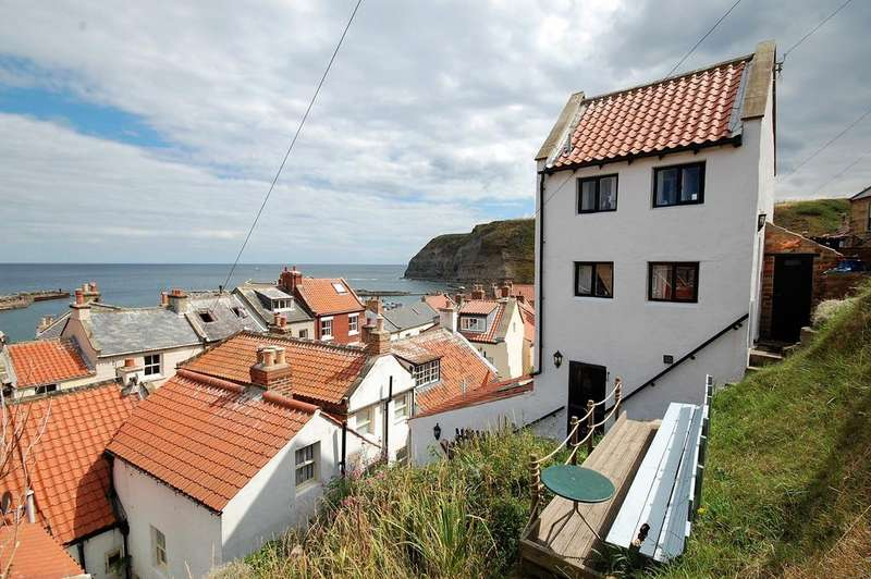 3 Bedrooms Cottage House for sale in HIGH BARRASS, STAITHES TS13