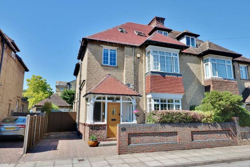 5 Bedrooms Semi Detached House for sale in Parkstone Avenue, Southsea