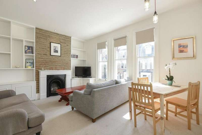 3 Bedrooms Flat for sale in Ducie Street, Clapham
