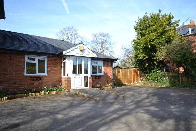1 Bedroom Terraced Bungalow for sale in Coley Avenue, Reading