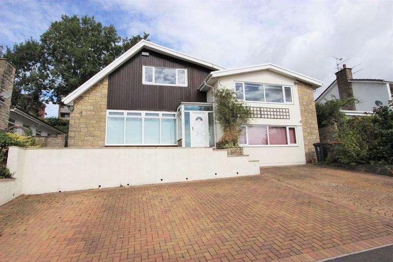5 Bedrooms Detached House for sale in Highfield Gardens, Bassaleg, Newport. NP10 8LR