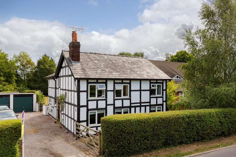 5 Bedrooms Detached House for sale in Burland, Cheshire