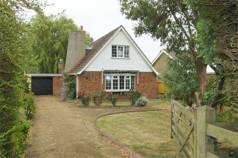 4 Bedrooms Chalet House for sale in Old Main Road, Fosdyke, Boston