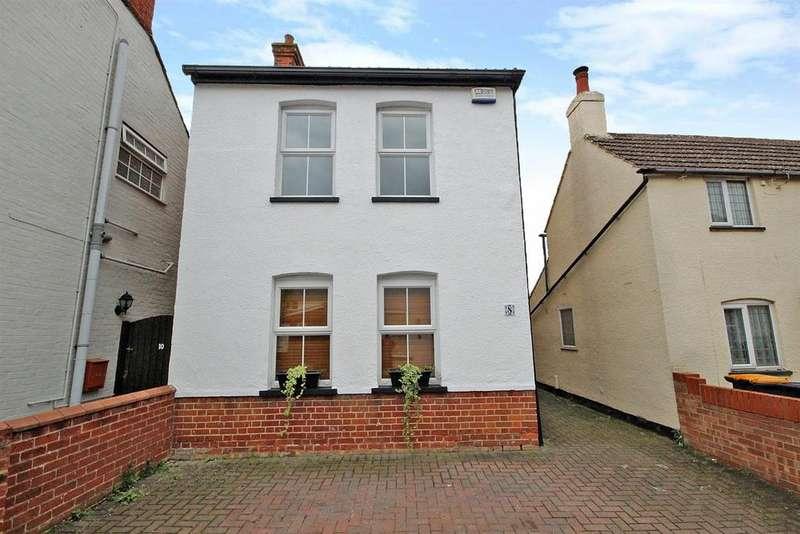 3 Bedrooms Detached House for sale in The Warren, Clapham, Bedford