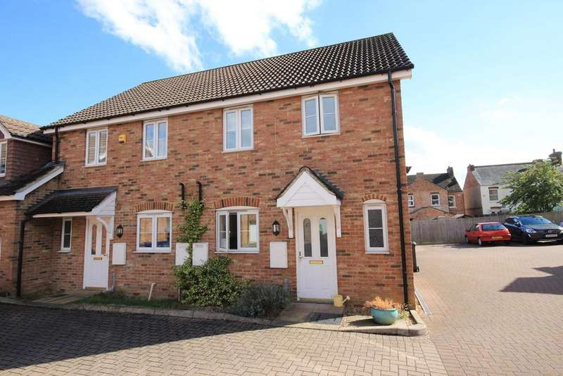 3 Bedrooms Semi Detached House for sale in Princess Close, Flitwick, MK45