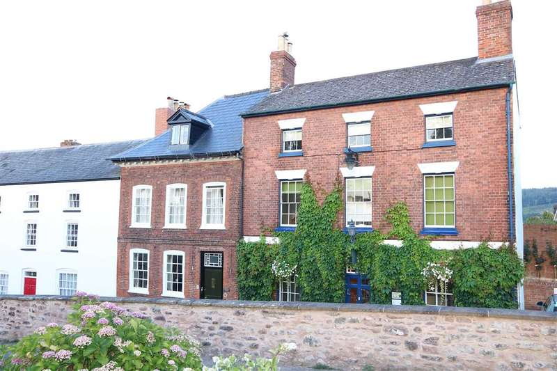5 Bedrooms Property for sale in Church Street, Linden House, Ross-on-Wye