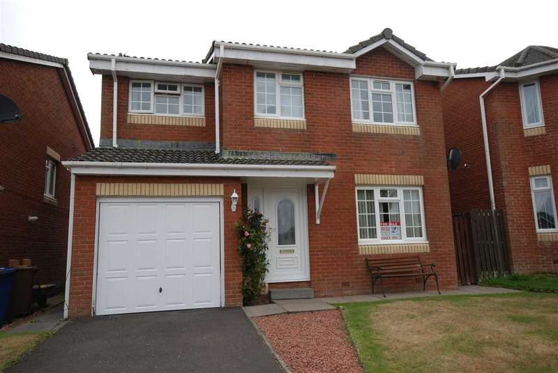 4 Bedrooms Detached House for sale in Auchanshangan Drive, Saltcoats