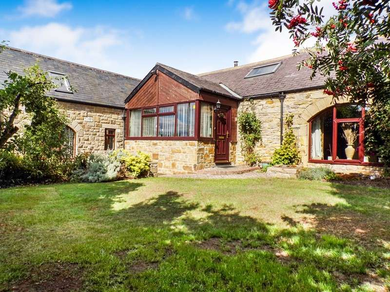 4 Bedrooms Bungalow for sale in Fell Lane, Barrasford, Hexham, Northumberland, NE48 4BD