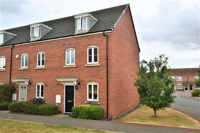 3 Bedrooms Property for sale in Banks Crescent, Stamford