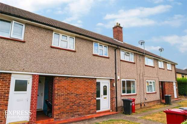 1 Bedroom Maisonette Flat for sale in Thorndike, Slough, Berkshire