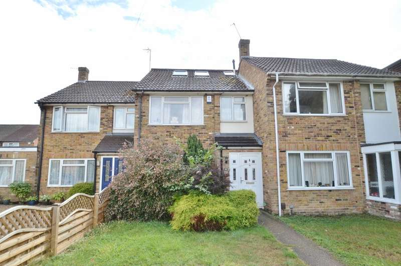 4 Bedrooms Terraced House for sale in Cherry Avenue, Langley, SL3